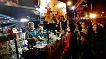 Keyaki Hiroba Spring Beer Festival Shiga Kogen