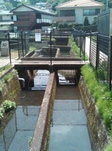 Kuji ento-bunsui inflow streams 1