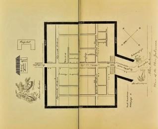 Shin-Yoshiwara map late 19th century