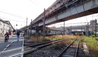 JR Hama-Kawasaki station