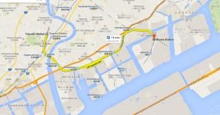 Tsurumi Line Kawasaki Showa station