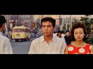 Cruel Story of Youth 1960 late scene