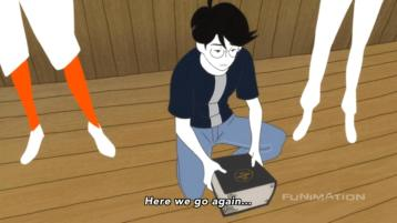 Tatami Galaxy English Conversation Circle 4