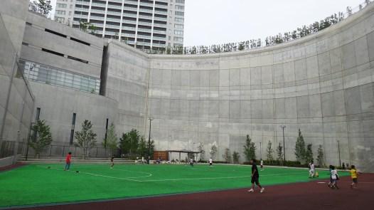 Opus Dream Square wall Cross Air Tower