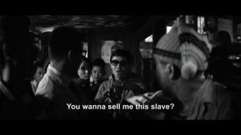 Black Sun slave bar scene 1964 sell me slave