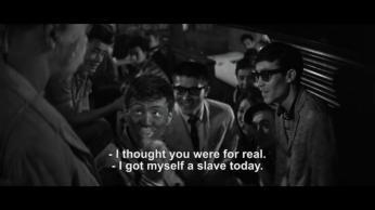 Black Sun slave bar scene 1964