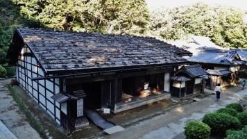 Japan Open air architecture museum Kawasaki building 4