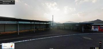 Kogyodanchi Station entrance