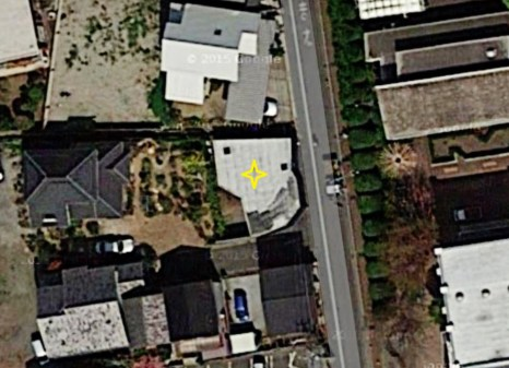 House T Sou Fujimoto Maebashi aerial