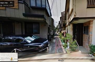 Yatomaegawa Green Road Tokyo river path