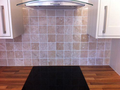 Limestone Tiling, Kitchen – Maidstone