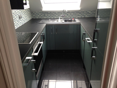 Kitchen-Swanley