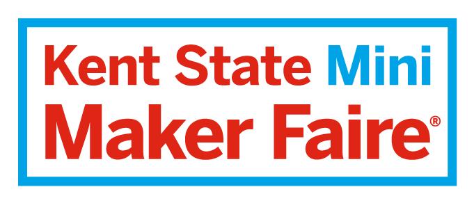 Kent State Mini Maker Faire logo