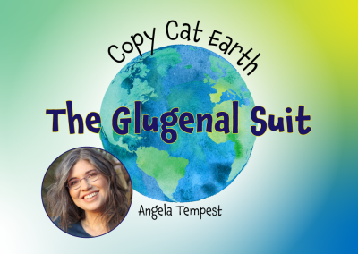 Copy Cat Earth | The glugenal Suit