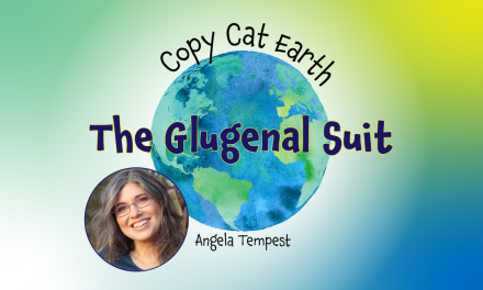 Copy Cat Earth – 2: Glug the Alien