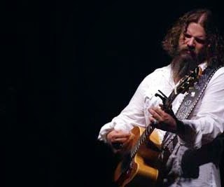 Jamey Johnson performing in Winchester, Kentucky - Photo by Jessica Blankenship