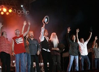 Oak Ridge Boys continue their 40+ year tradition of performing at the Kentucky State Fair - photo by Jessica Blankenship.
