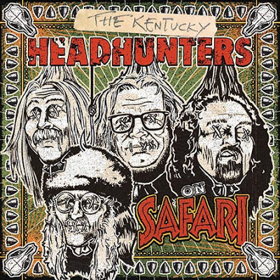 The Kentucky Headhunters take fans on a safari with newest album