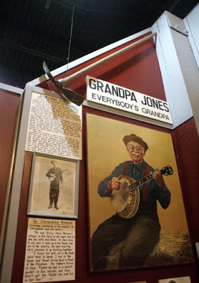 The story behind Grandpa Jones Ginseng Hoe