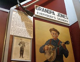 The story behind Grandpa Jones Ginseng Hoe
