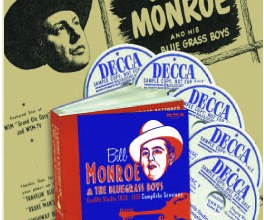 Bill Monroe box set to feature outtakes of popular songs