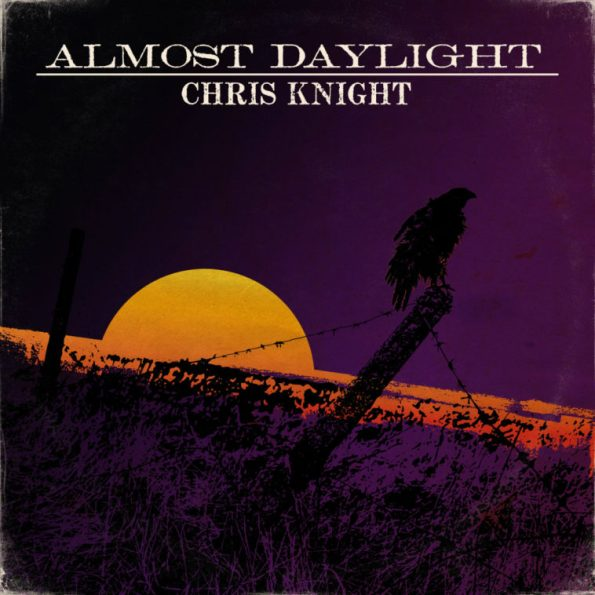 Chris Knight is set to release Almost Daylight in October 2019.