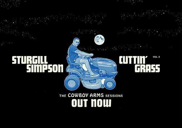 Sturgill Simpson reveals Merle Haggard co-write on newest album