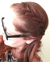 french-twisted-bangs-top-view
