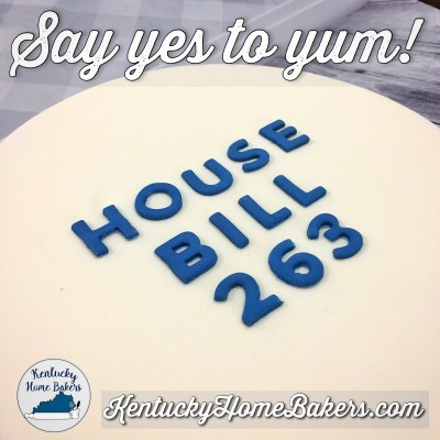 The Kentucky House of Representatives and HB 263