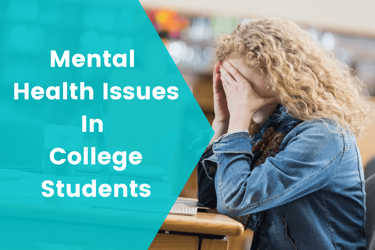 Mental health issues in college students