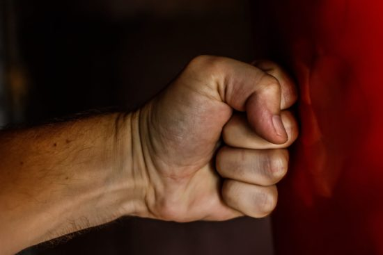 I'm a Teacher Not a Boxer, and I'm Tired of Being Beat Up by