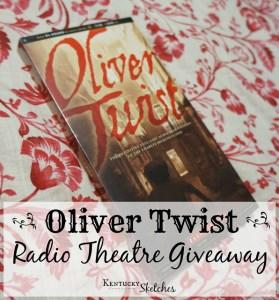 Oliver Twist Radio Theatre Giveaway