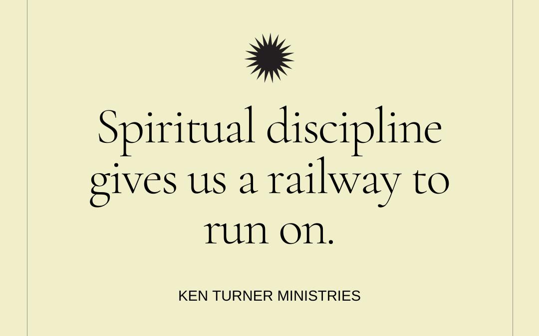 10 Spiritual Disciplines of the Christian Life