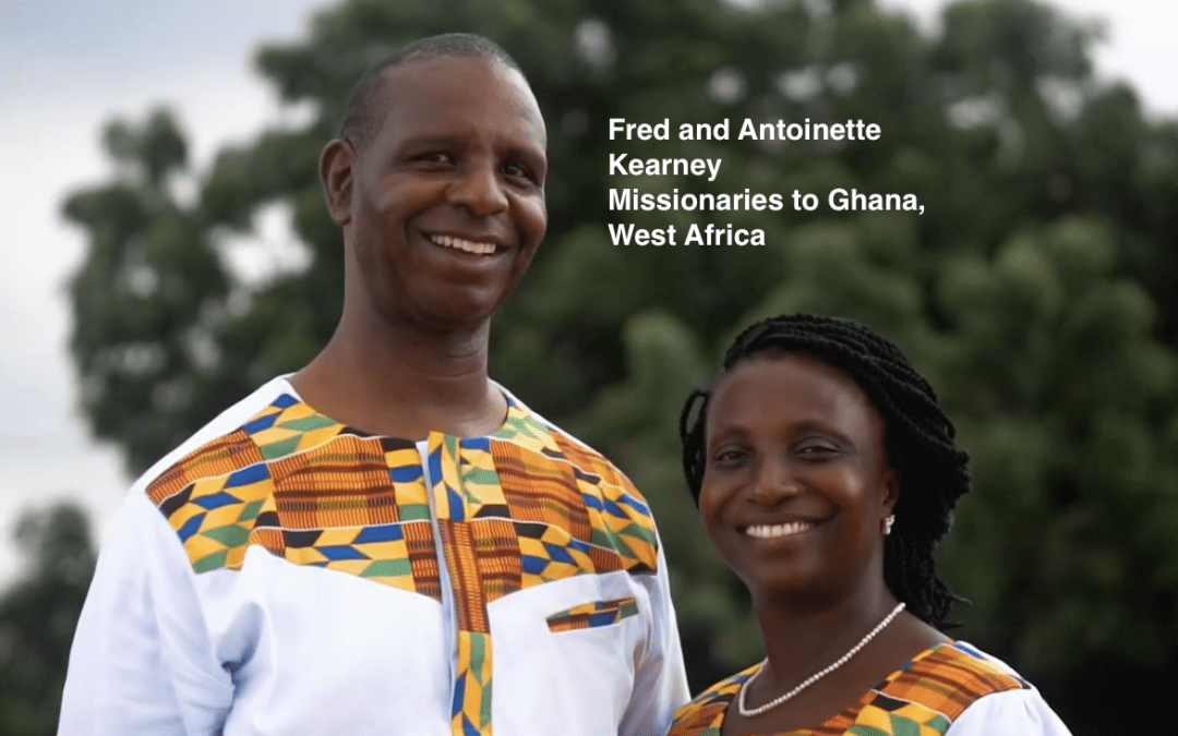 High Impact Teens and the Ghana Project for Young Pastors