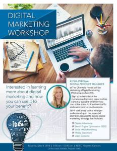 Two Upcoming Events For Business Owners