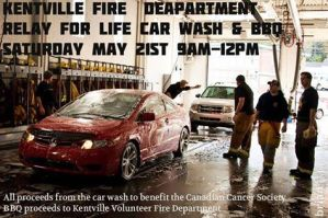Relay For Life Car Wash