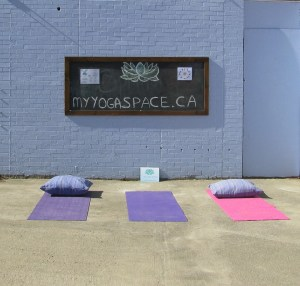 Congratulations To My Yoga Space
