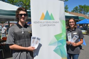 New Kentville Business Coupon Book For Visitors