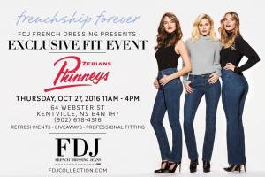 Exclusive Fit Event ~ October 24th