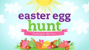 Kentville Kids Easter Egg Hunt ~ April 15th
