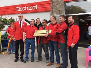 Rockwell Home Hardware ~ Reopening ~ May 3-6