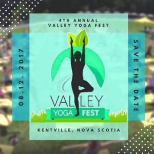 4th Annual Valley Yoga Fest ~ August 12th