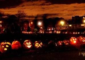 "Miner's Marsh ""Pumpkin Walk"" ~ October 18th"
