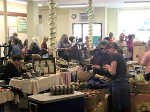Kentville Farm Market's Winter Location