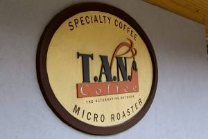 Congratulations T.A.N. Coffee