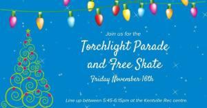 Torchlight Parade ~ November 16th