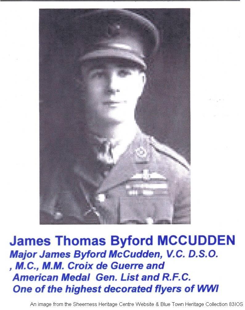 83IOS - James McCudden