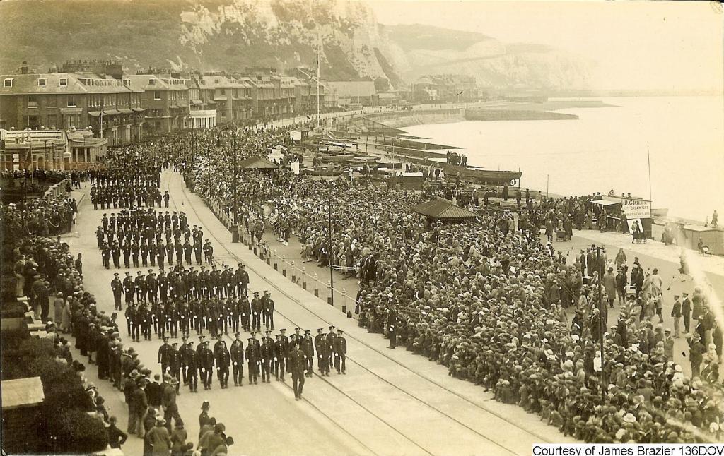 136DOV – Military Parade Dover