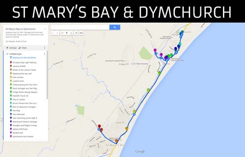 St Mary's Bay to Dymchurch