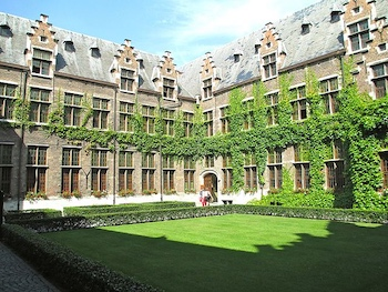 Featured image of the University of Antwerp